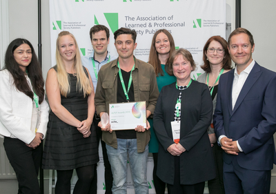 photo 2019 ALPSP Awards for Innovation in Publishing finalists