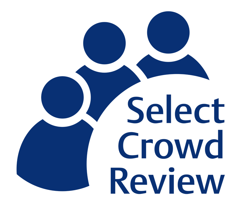 Select Crowd Review logo