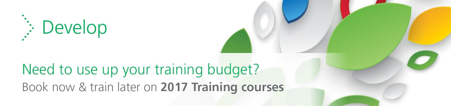 Training Courses 2017