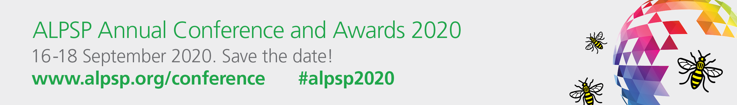 ALPSP ConfAwards2020 SaveDate Email Sep19