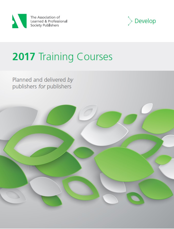 2017 Training Brochure Cover